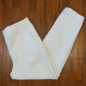 3.1 Phillip Lim Ivory Structured Pant Size 6